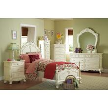 Cinderella 4Pc Full Bed Set