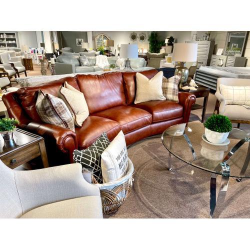 Simon Li Furniture - Curve Sofa w/ Pillows