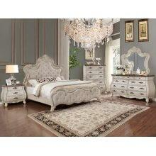 Ashford Qn Bed, Dresser, Mirror, Chest and Nightstand
