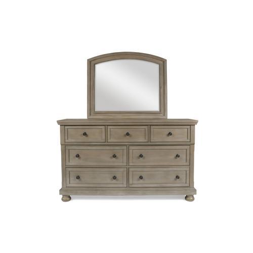 New Classic 4 Pc Queen Bedroom Set, Allegra B2159