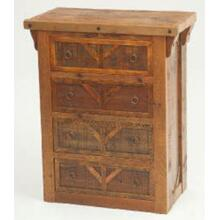 Windy Stables 4 Drawer Dresser
