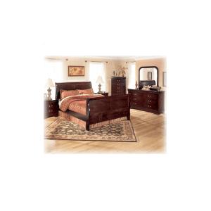 6pc. Bedroom Suite w/ Rails