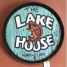 The Lake House Barrel End