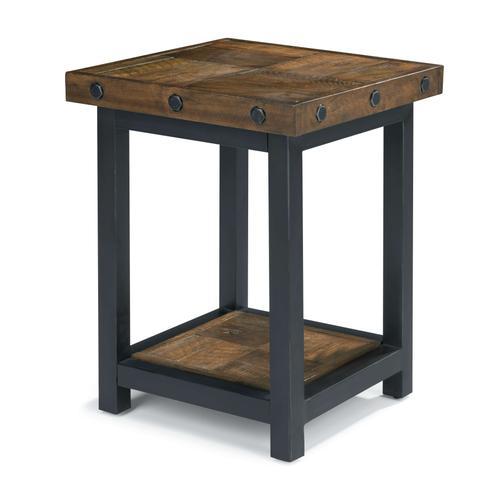 Flexsteel Home - Carpenter Chair Side Table
