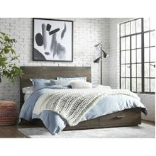 Eastern King McKinney Storage Bed