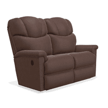 Lancer Reclining Loveseat in Sable        (48P-515-D143078,44943)