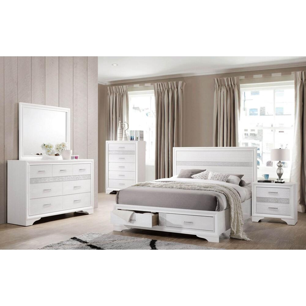 Miranda 4Pc Cal King Bed Set