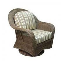 Wyndham High Back Swivel Glider