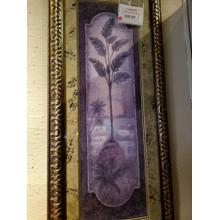 See Details - Midwest Art & Frame Fern I Framed Picture