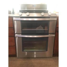 Whirlpool 6.0 Cu. Ft. Gas Double Oven Range MSRP: $1,549.00