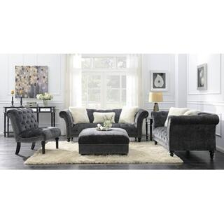 Hutton Sofa and Loveseat Set