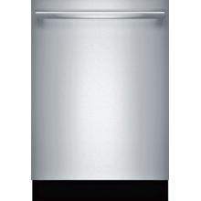 See Details - Benchmark® built-under dishwasher 24'' Stainless steel SHX87PZ55N
