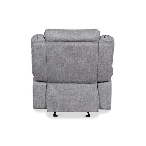 New Classic Furniture - Granda Gray Glider Recliner