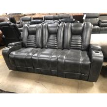 See Details - Power Headrest and Power Reclining Sofa