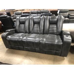Highlander - Power Headrest and Power Reclining Sofa