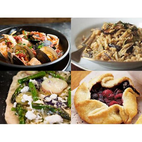 SOLD OUT - November 29th - 6:00pm - 8:00pm - Italian Festicciola Cooking Class with Chef Goldie