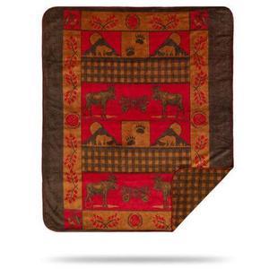 Denali Blankets - Moose-Bear