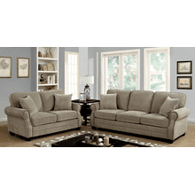 Lynne Sofa and Love Seat