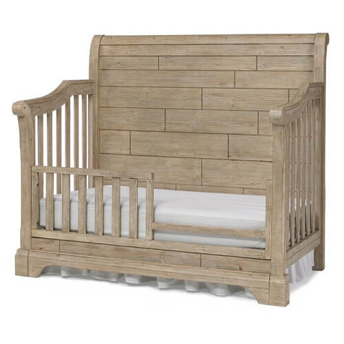Cosi Bello Farmhouse Pine Convertible Crib