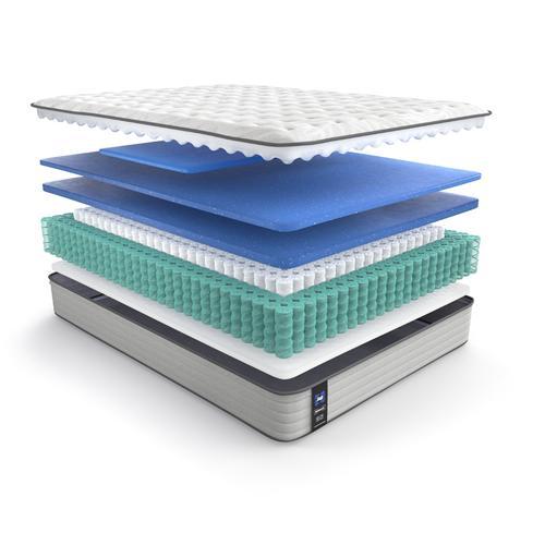 Sealy Posturepedic® Garner II Euro Top - King Mattress