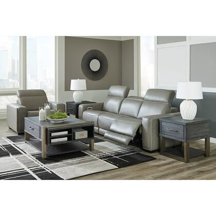 Power Sofa and Loveseat