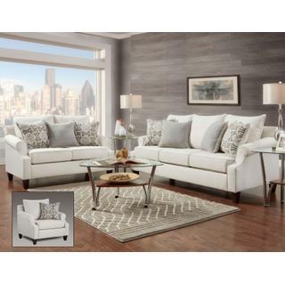 Franco Linen Sofa
