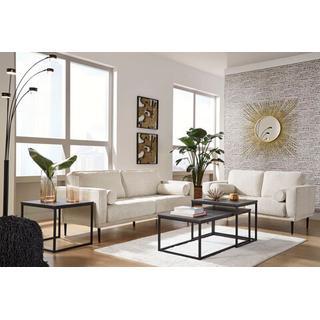 Caladeron Sofa and Loveseat Set