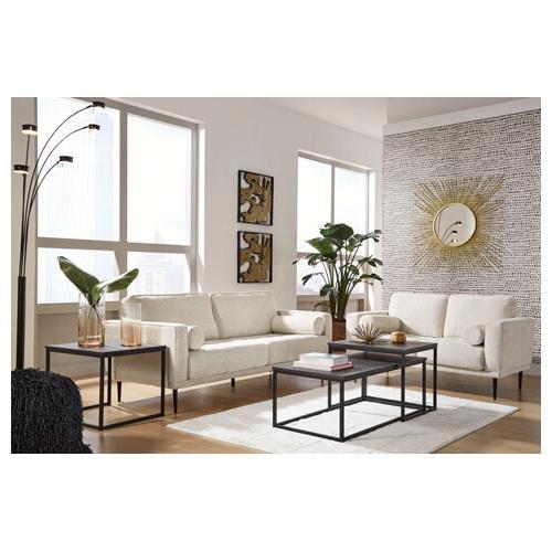 - Caladeron Sofa and Loveseat Set