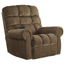 Ernestine Truffle Power Lift Chair Recliner