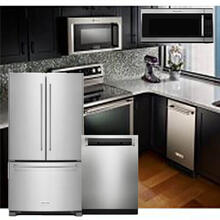 Kitchenaid Stainless Steel Kitchen Suite