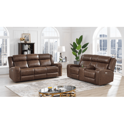 See Details - Atticus -  Sofa and Loveseat