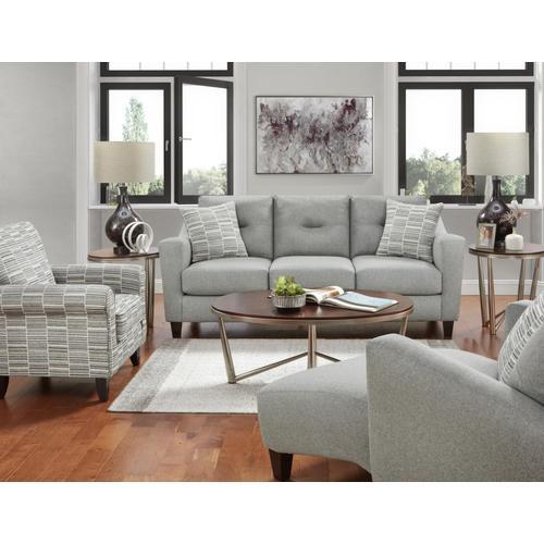 TNT Charcoal Sofa & Loveseat