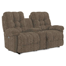 EVERLASTING  Power Rocker Reclining Loveseat in Cocoa      (L515RQ7-20576,44900)