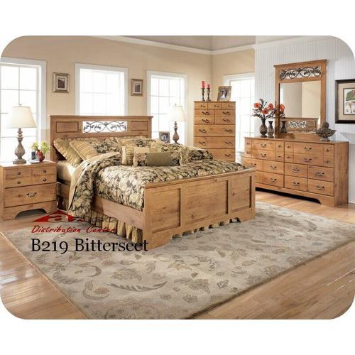 Ashley Furniture - Ashley B219 Bittersweet Bedroom set Houston Texas USA Aztec Furniture