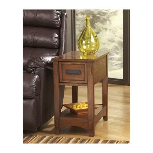 Gallery - Breegin Chair Side End Table