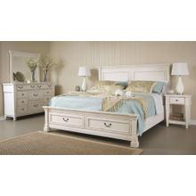 KING STORAGE BED F21-683-062/066/067