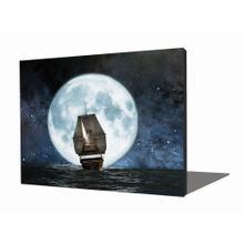 Wall Art - Pirates at Night