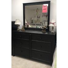 B521-21/26 Dresser & Mirror