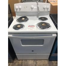 "GE® 30"" Free-Standing Electric Range **OPEN BOX ITEM** West Des Moines Location"