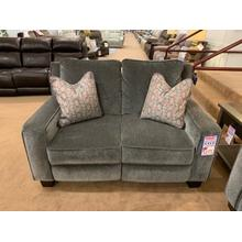 685 - West End - Power Headrest Loveseat with Pillows