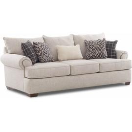 Three Cusion Sofa - Ginger Collection