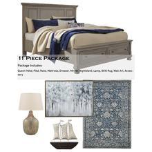 Lettner 11 Piece Bedroom Package