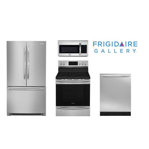 Frigidaire Gallery Electric Package