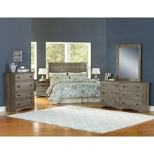Bedroom Suit | Weathered Grey