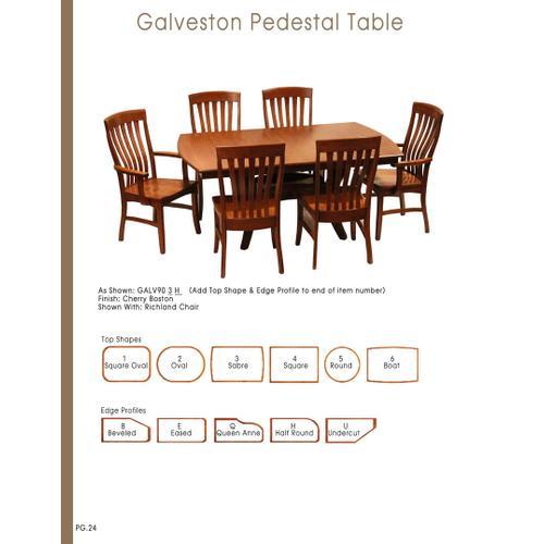 Galveston Table