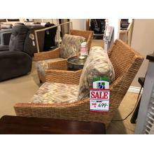Wicker chairs--$699 each