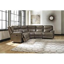 ZAIDEN - QUARRY COLLECTION COMPLETE SECTIONAL