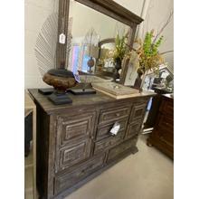 Wyndahl Dresser and Mirror
