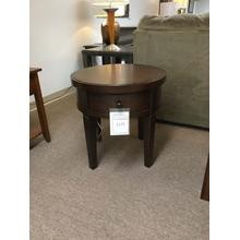 """See Details - T516-6 Ashley Furniture """"Holloway"""" Round End Table"""