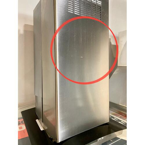 Electrolux - Electrolux RH36PC60GS  36'' Glass and Stainless Canopy Island-Mount Hood(Scratches)
